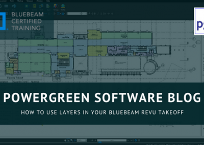 BLOG 3 - How to use layers in your Bluebeam Revu takeoff