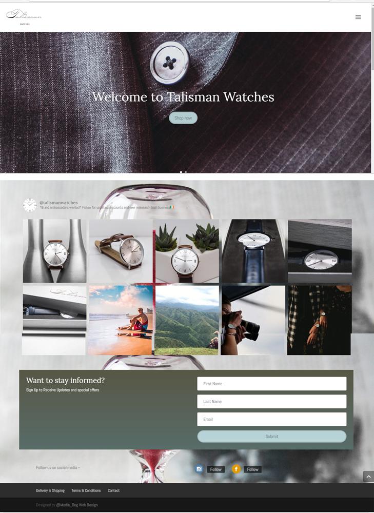 Talisman Watches